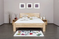 Celin H1 -tölgy vagy bükk tömör fa ágy