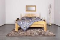 Celin H3 -  tölgy vagy bükk tömör fa ágy