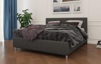 BOSTON FRAME - Elegáns kárpitozott ágy