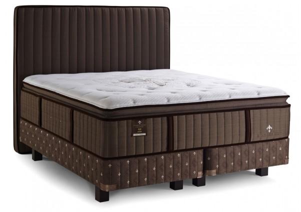 Lux Estate Plush -  luxusos rúgós matrac alappal + fa lábak