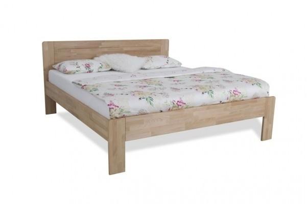 Amy - tölgy vagy bükk tömör fa ágy