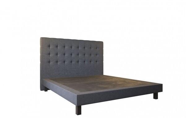 COLUMBUS -Ágy modern dizájnnal magasabb matracokhoz
