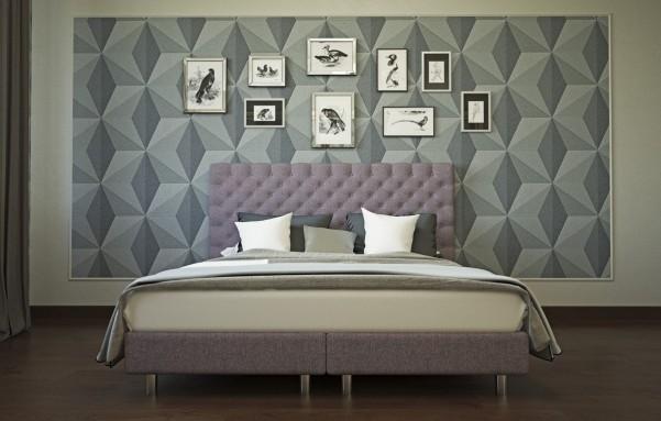 AUSTIN FRAME - Modern ágy