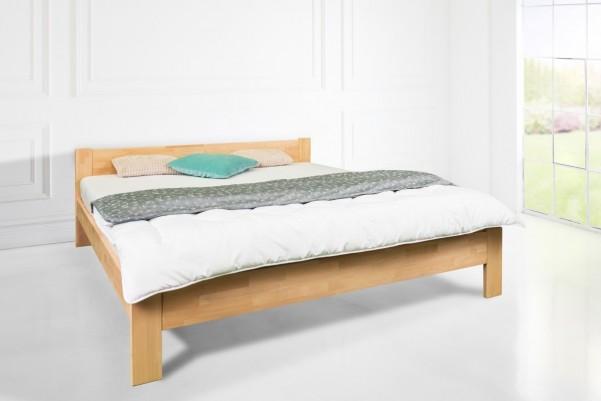 LANA - Elegáns egyszerűség egyedi fa ágyban